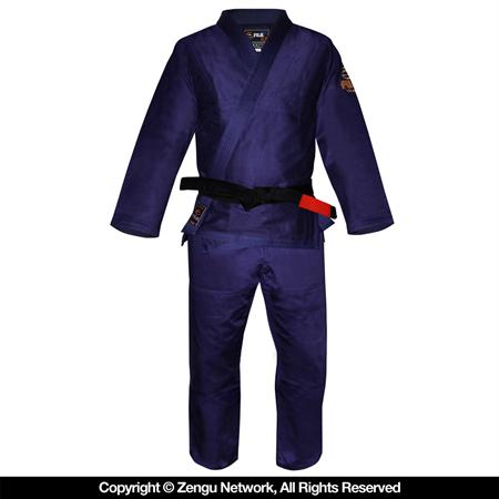 Fuji All Around BJJ Gi - Navy + Free Belt